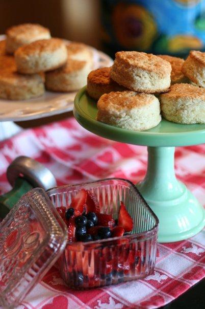 Brown Sugah Shortcakes