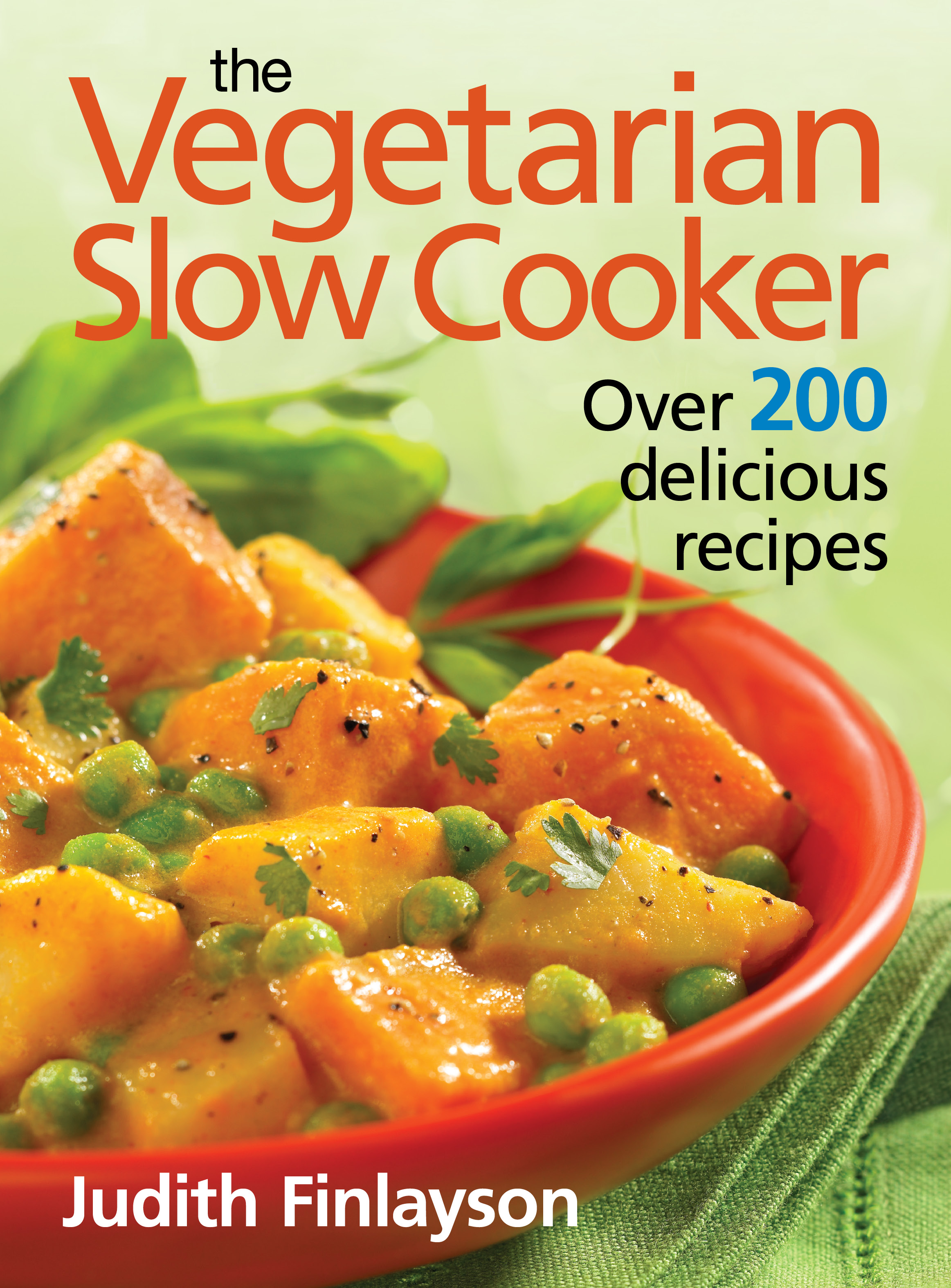 Slow Cooker Vegetarian Recipes If you're living the vegetarian lifestyle or just want to make some healthier meals, these slow cooker vegetarian recipes will do the trick. Ideas include salsa, chili, squash, oatmeal, stuffed peppers, vegetable soup, macaroni and cheese, sweet potatoes, beans, minestrone, casserole, stuffing, artichoke dip, glazed carrots, creamed corn, veggie lasagna and more.
