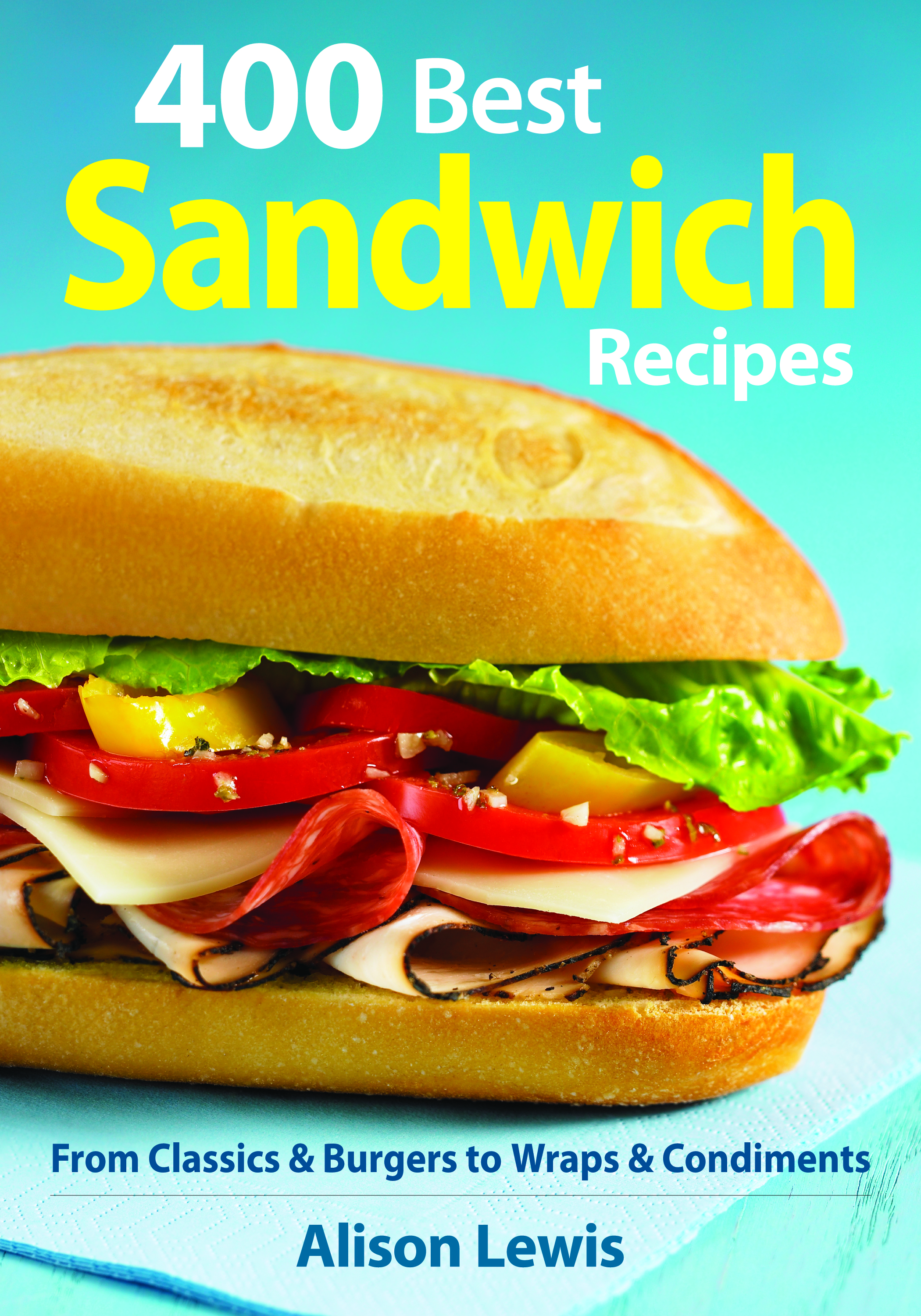 """Sandwiches?"""" You ask, """"Why do I need a book about how to make a ..."""