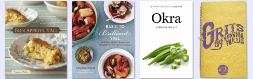 virginia willis cookbooks